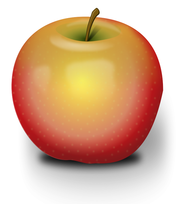 Apple clipart without square background png freeuse stock red apple clipart - Free Large Images | Clipart | Pinterest | Red ... png freeuse stock