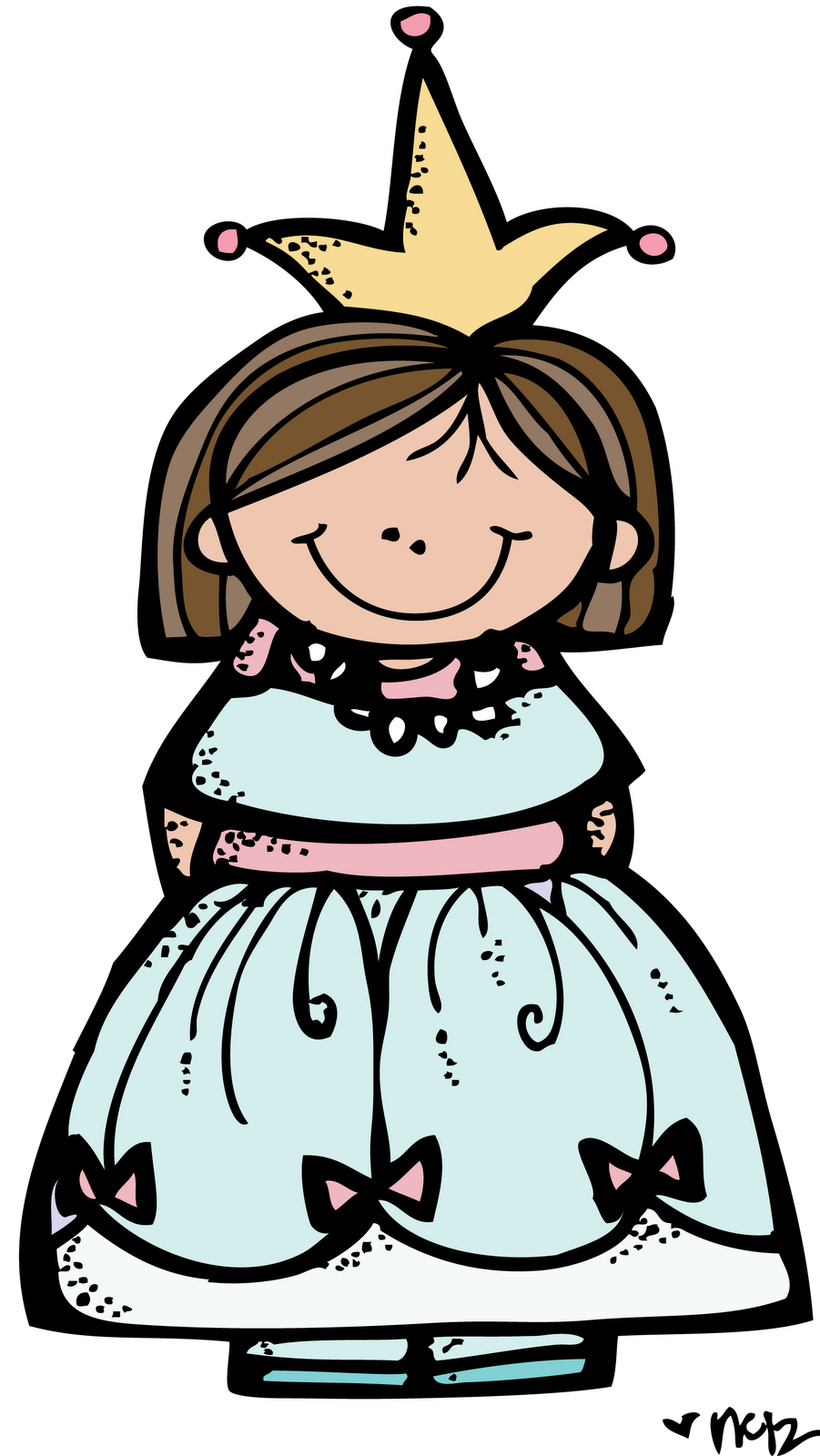 Apple clipart dj inkers image library stock MelonHeadz: April's Princess :) | School | Pinterest | Princess ... image library stock