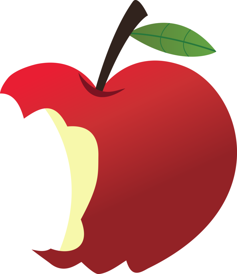 Clipart apple slices clipart download White apple clipart 8437161 - billigakontaktlinser.info clipart download