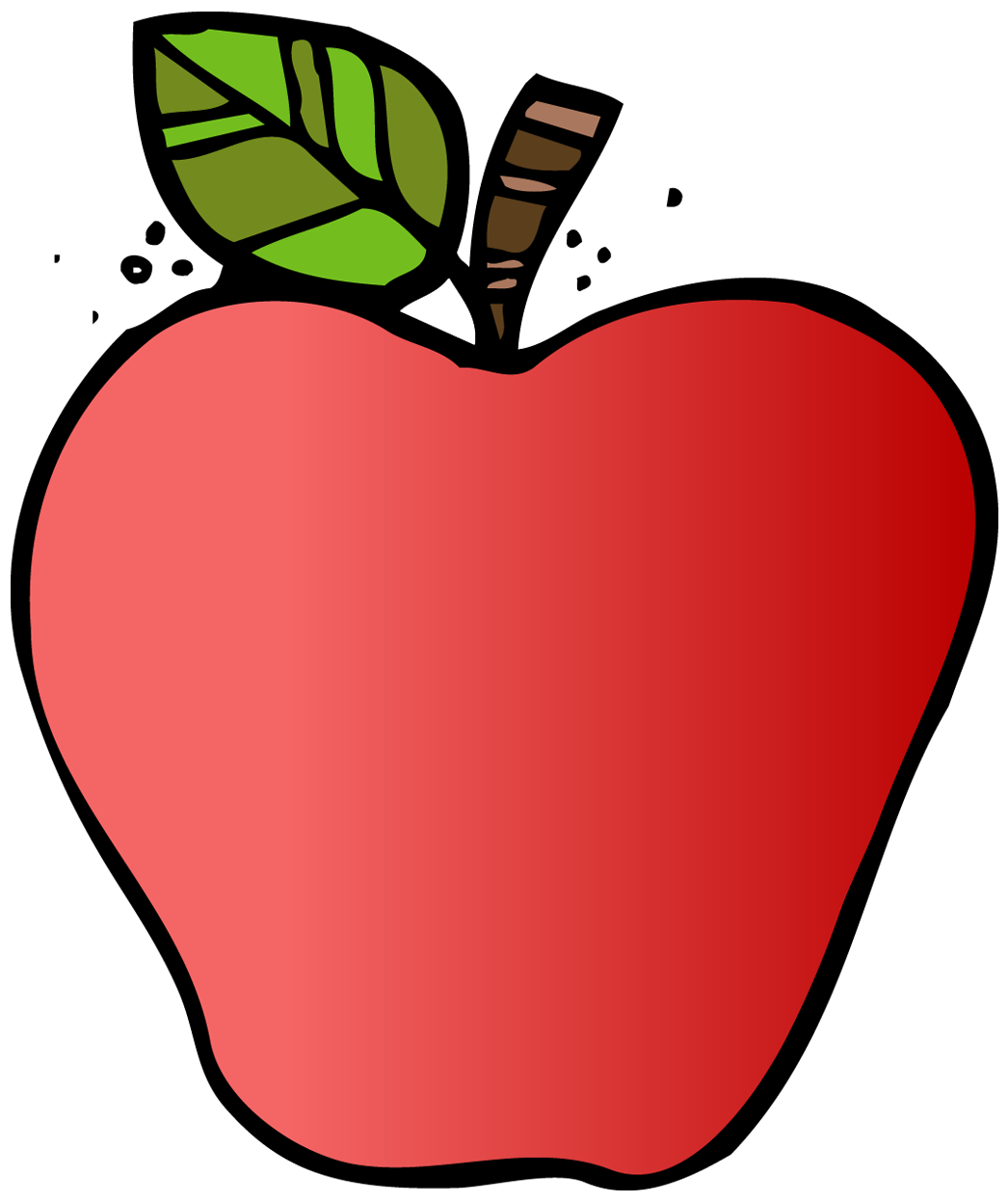 Apple clipart dj inkers clip art library library Free dj inker apple clipart clip art library library