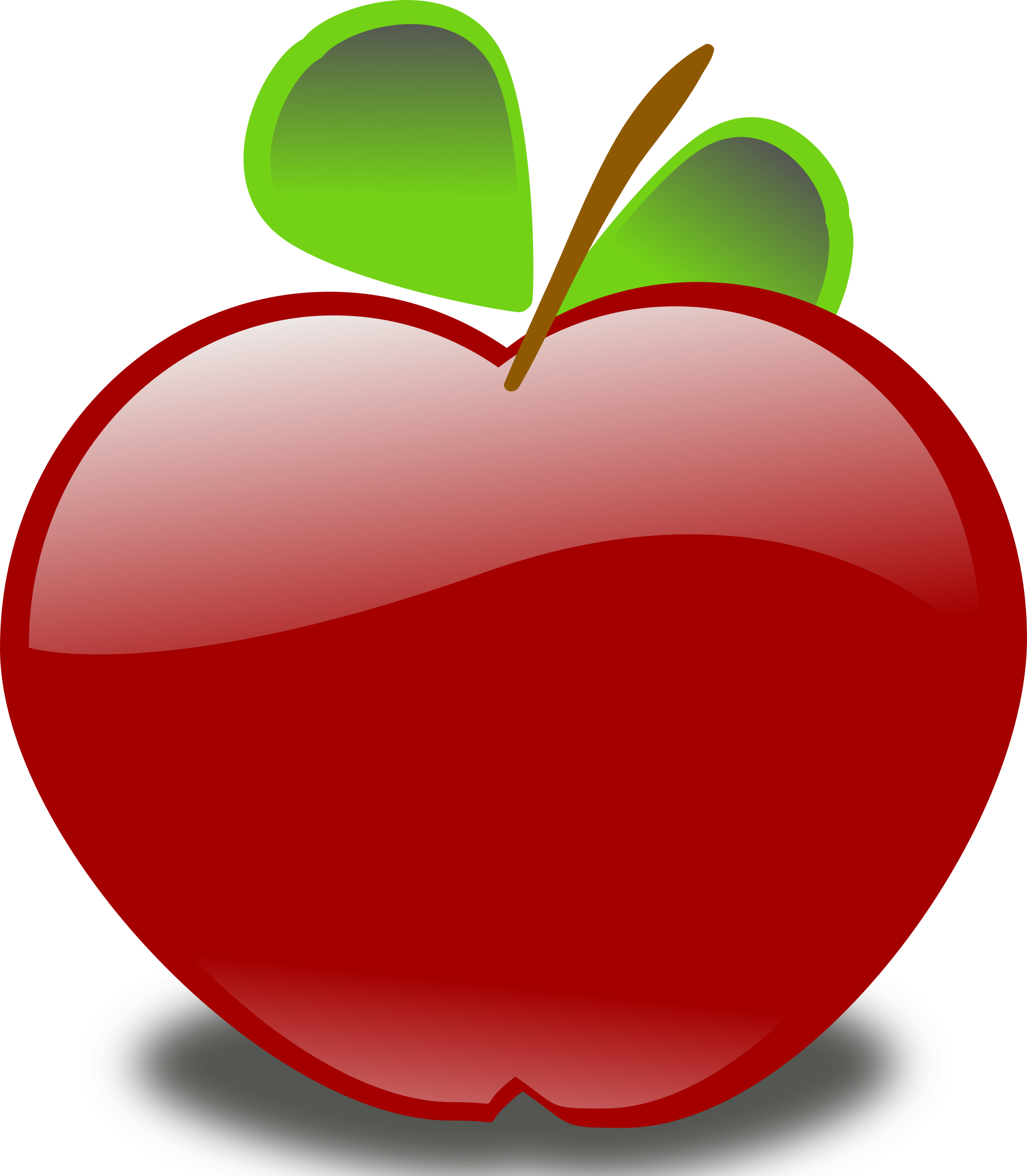 Apple clipart for kids svg free Clipart - apple svg free
