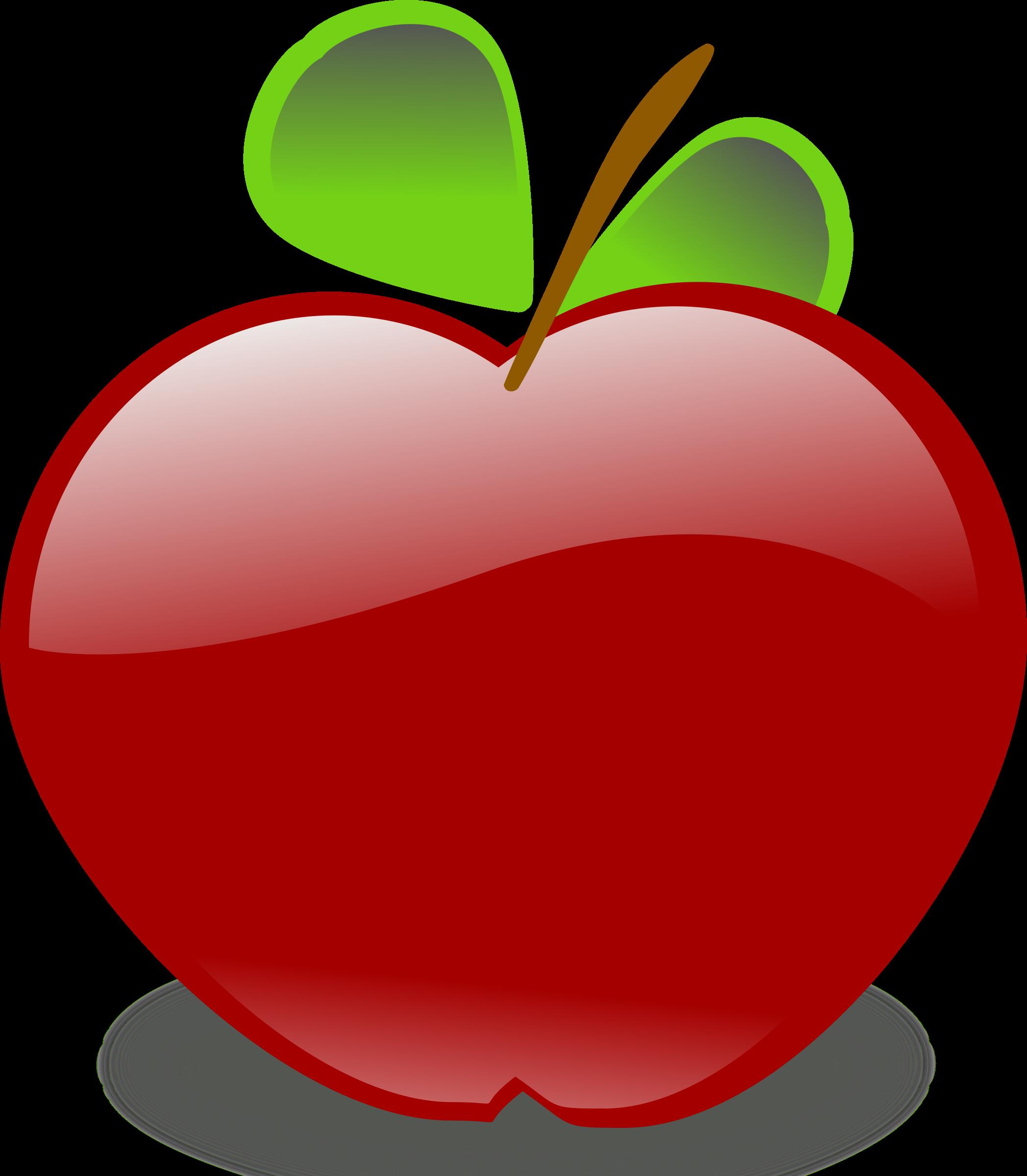 Public domain apple clipart clip art freeuse Clipart - apple clip art freeuse