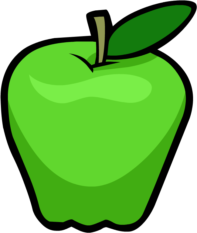 Apple png clipart picture freeuse library 28+ Collection of Green Apple Clipart | High quality, free cliparts ... picture freeuse library