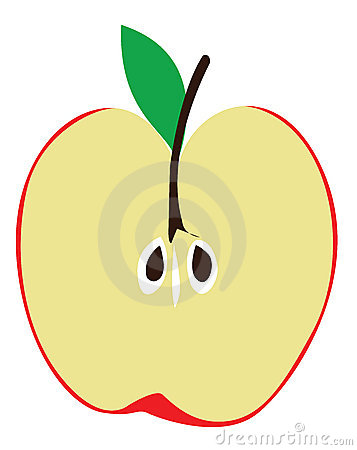 Apple clipart half clipart download Half Apple Clipart | Free download best Half Apple Clipart on ... clipart download