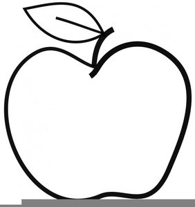 Apple clipart half picture royalty free library Apple Half Clipart | Free Images at Clker.com - vector clip art ... picture royalty free library