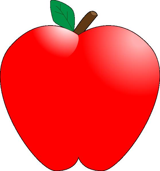 Apple clipart heart clipart transparent download Sarah Butler Apple Clip Art at Clker.com - vector clip art online ... clipart transparent download
