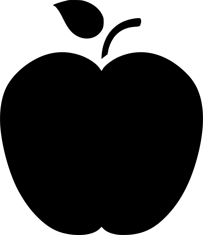 Apple clipart icon clipart transparent download Apple Diet Svg Png Icon Free Download (#493793) - OnlineWebFonts.COM clipart transparent download