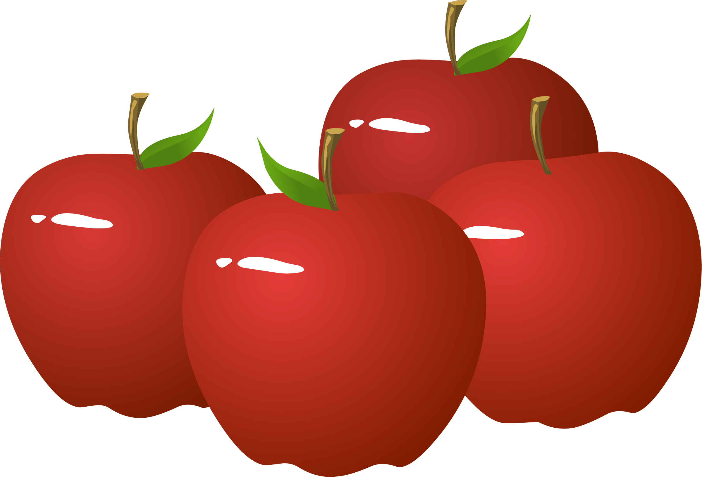 Small apple clipart picture free download Food Apple Icons PNG - Free PNG and Icons Downloads picture free download