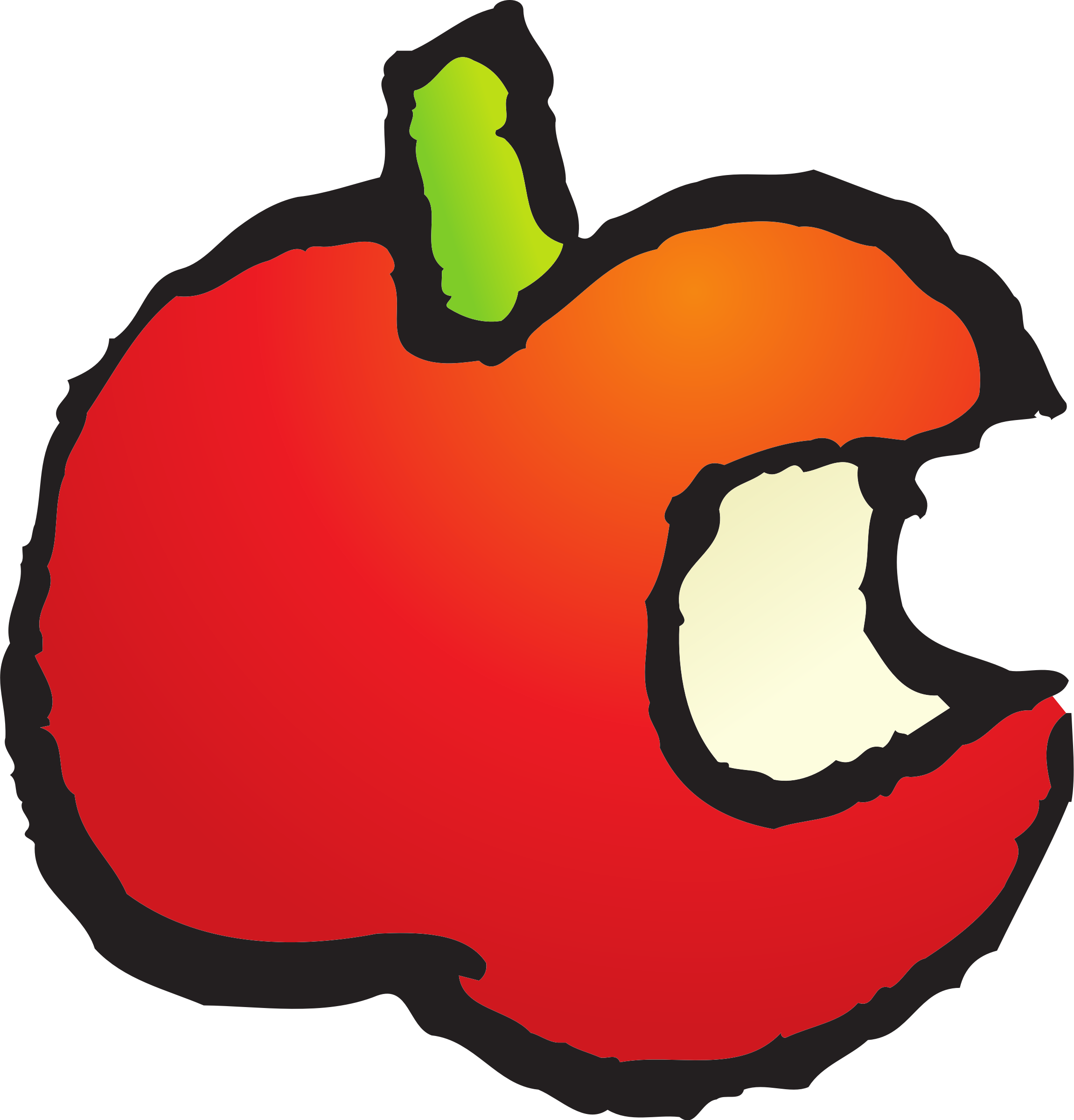 Apple family clipart clipart free library Clipart - apple icon clipart free library