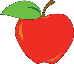 Apple clipart jpegs vector Apple Clipart | Clipart | Clip art, Motivational memes, Apple vector