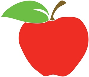 Apple clipart jpegs clipart black and white stock Teacher apple clipart free clipart images 4 - Cliparting.com clipart black and white stock