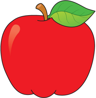 Apple clipart jpegs transparent library School apple clip art free clipart images - Clipartix transparent library