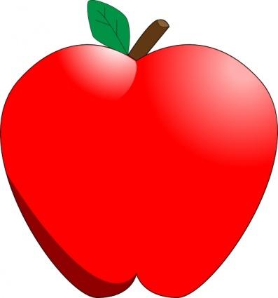 Apple clipart jpegs clip Best Teacher Apple Clipart #27449 - Clipartion.com clip