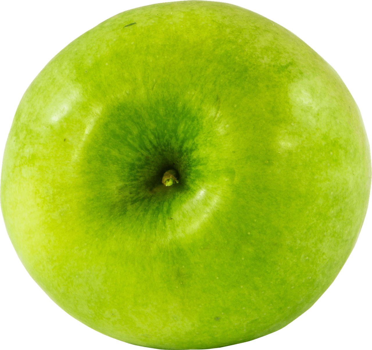 Apple clipart no stem clipart freeuse stock Stem Granny Smith Apple transparent PNG - StickPNG clipart freeuse stock