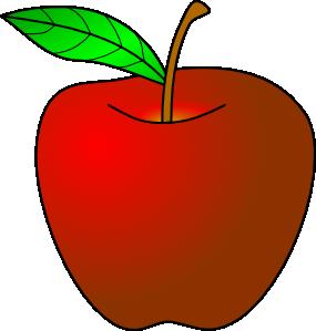 Apple clipart royalty free jpg free stock Apple Clip Art at Clker.com - vector clip art online, royalty free ... jpg free stock