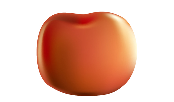 Apple clipart real. Vector tutorial with gradient