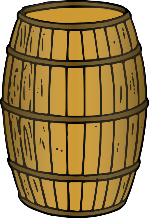 Apple clipart rendered royalty free stock Barrel Rendered Clipart   i2Clipart - Royalty Free Public Domain Clipart royalty free stock