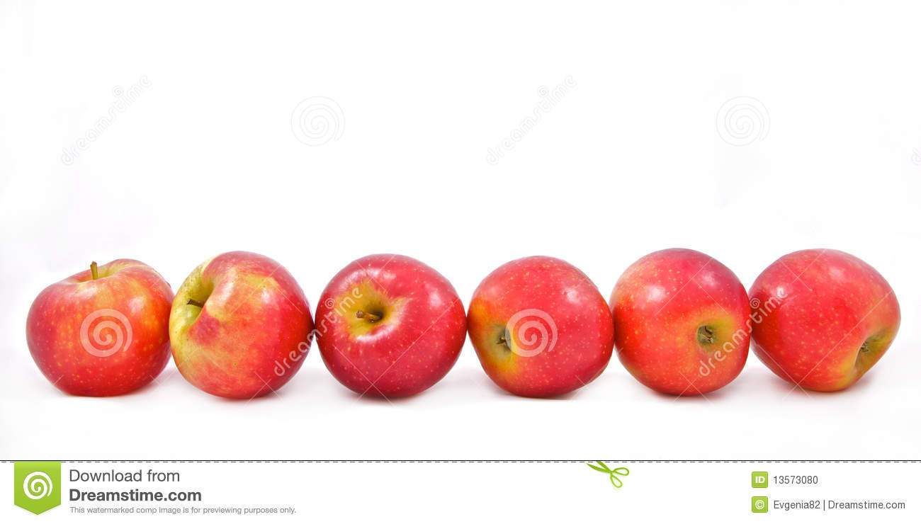 Apple clipart rows picture free library Row of apples clipart 5 » Clipart Portal picture free library