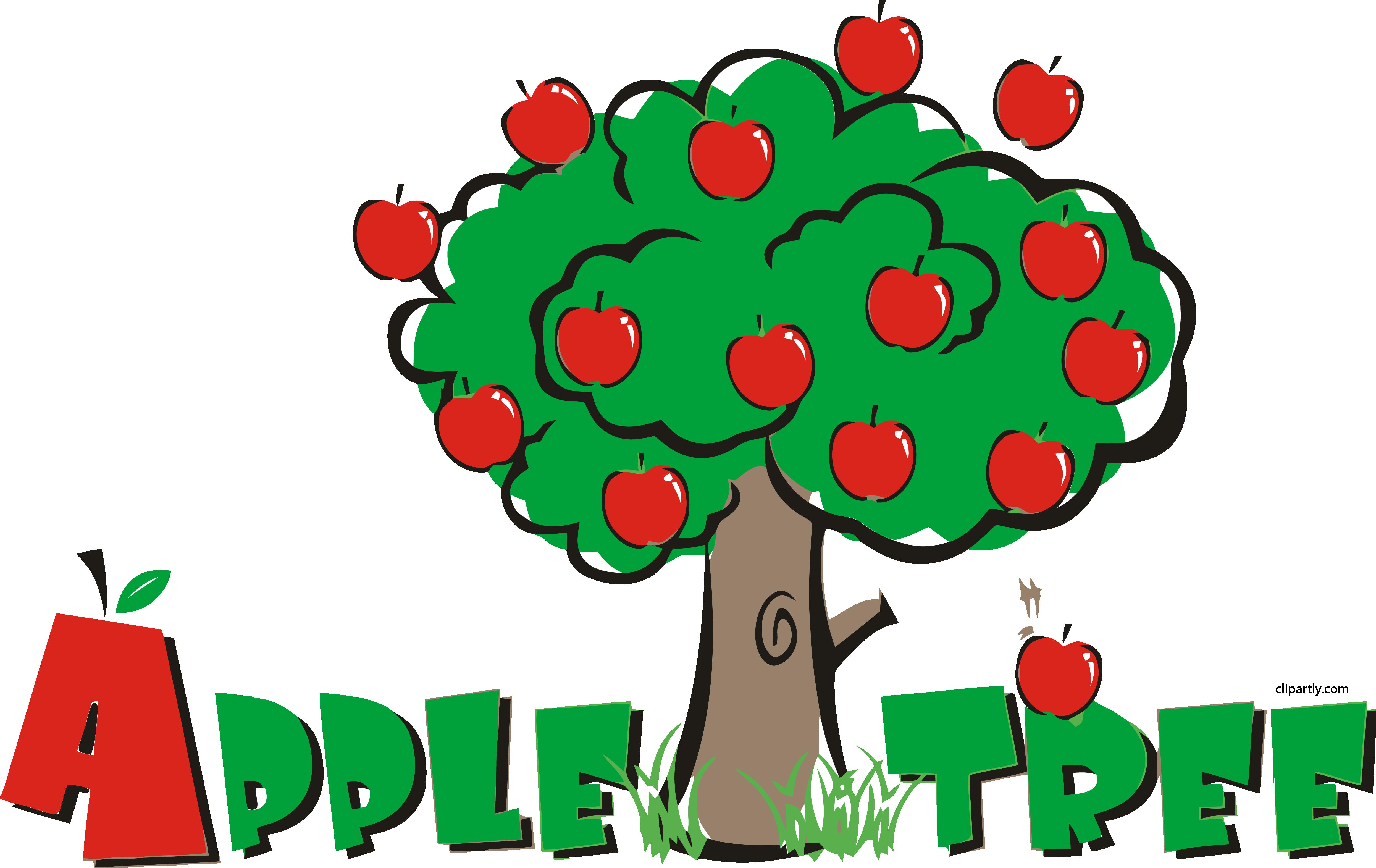 Apple clipart school clip art library Apple Tree Pre School Clipart Png | Clipartly.com clip art library
