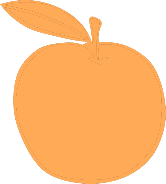 Apple Clip Art at Clker.com - vector clip art online, royalty free ... jpg free download