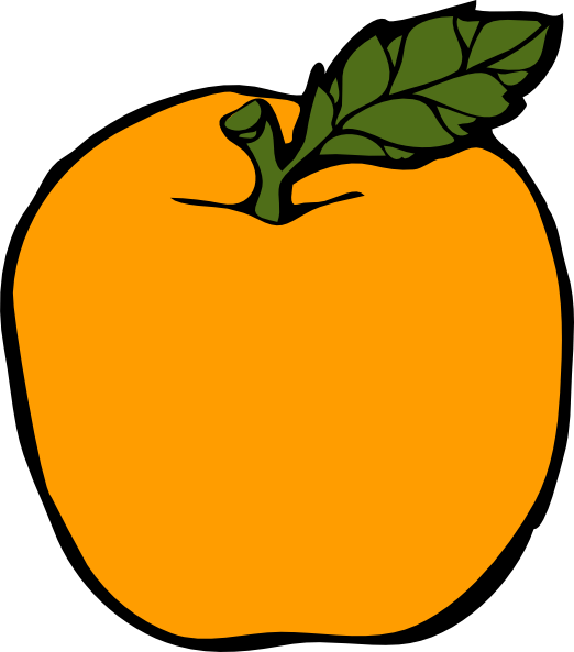 Apple clipart small clipart freeuse library Golden Apple Clipart - 2018 Clipart Gallery clipart freeuse library