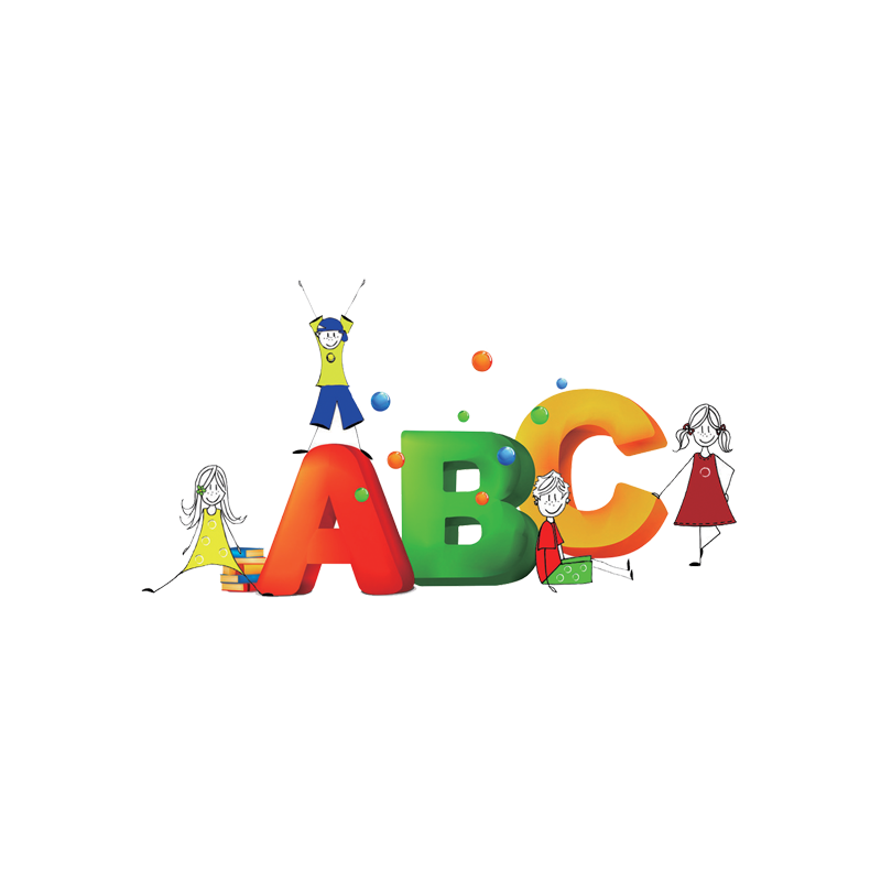 Apple clipart transparent kid abc graphic royalty free stock Cartoon Child - ABC cartoon creative children's toys 800*800 ... graphic royalty free stock