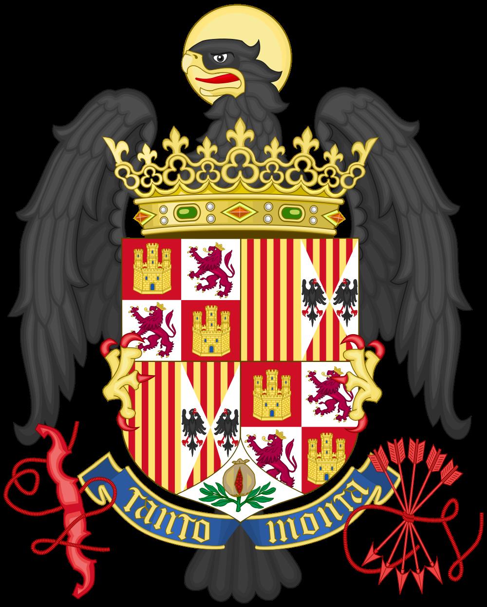 Apple clipart vintage coat of arms vector royalty free stock escudo de los reyes catolicos - | Spanish Explorers | Pinterest ... vector royalty free stock