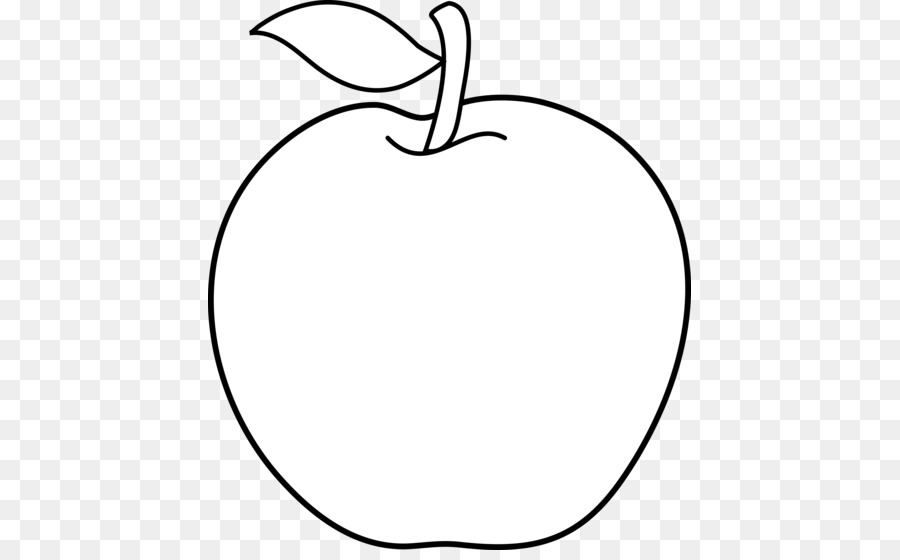 Apple clipart without leaf clip freeuse library Fruit White Black Clip Art - No Apple Cl #70699 - PNG Images - PNGio clip freeuse library