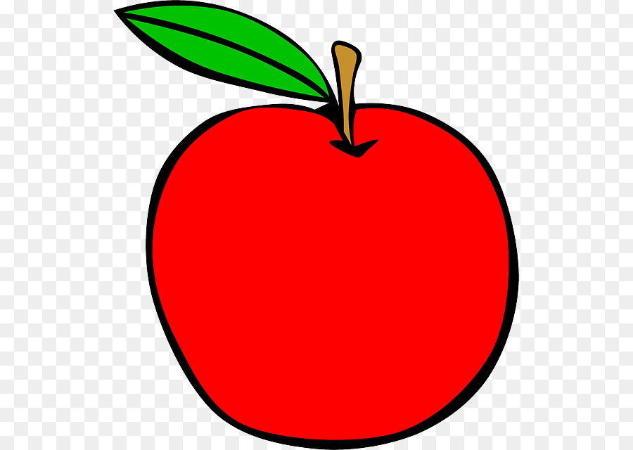 Apple clipart without leaf graphic free Apple Leaf png download - 577*640 - Free Transparent Juice png Download. graphic free