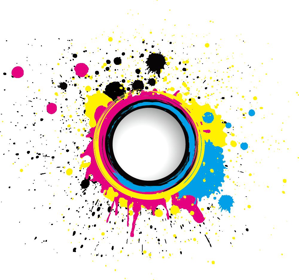 Apple cmyk clipart jpg free stock CMYK color model Euclidean vector Stock photography Splash ... jpg free stock