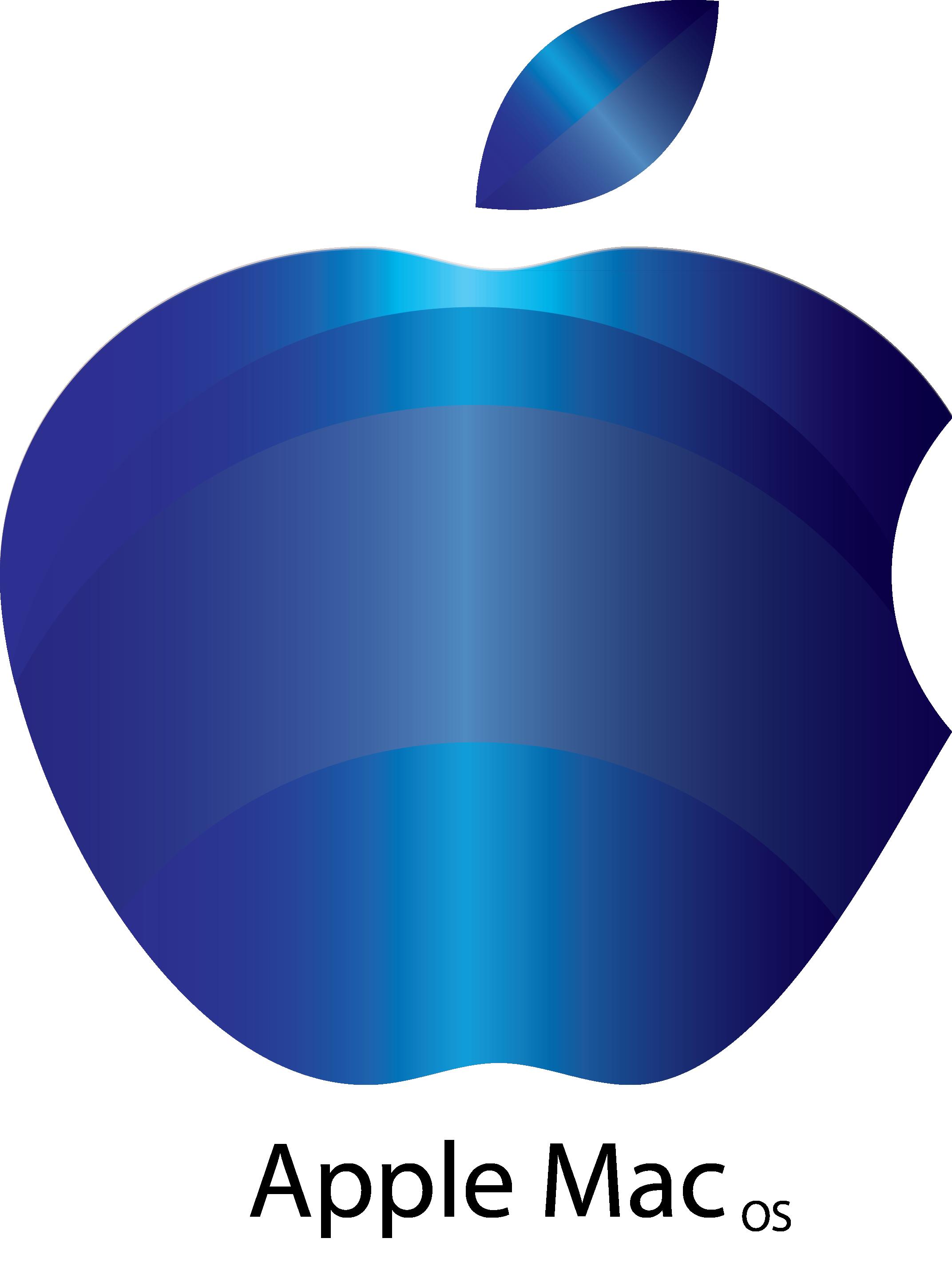 Apple cmyk clipart vector library Blue Apple Mac Logo | Logo designs | Pinterest | Apple mac and Logos vector library