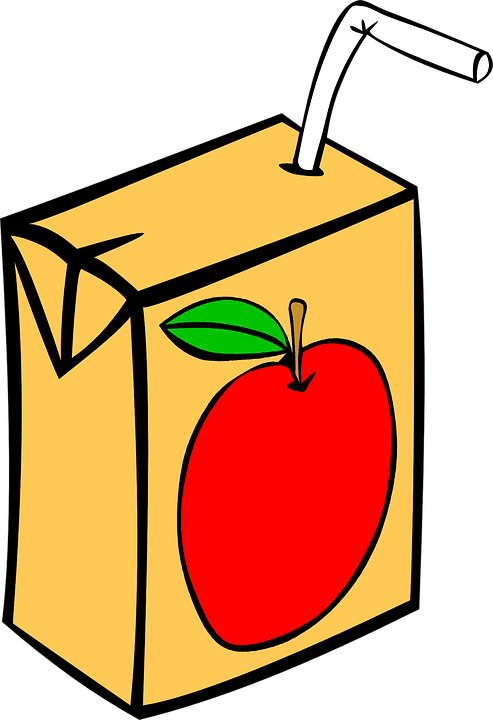 Letter a apple dot page clipart vector free library Free Image on Pixabay - Juice, Box, Apple, Straw | Pinterest | Box vector free library