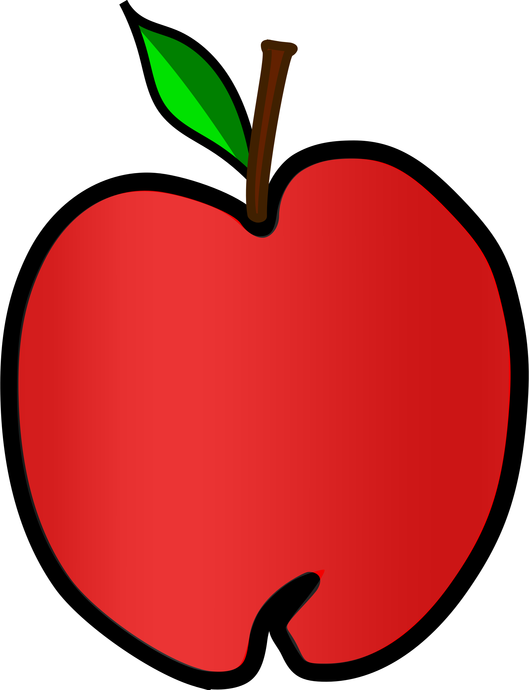Apple day clipart image transparent download Best Teacher Apple Clipart #27448 - Clipartion.com image transparent download