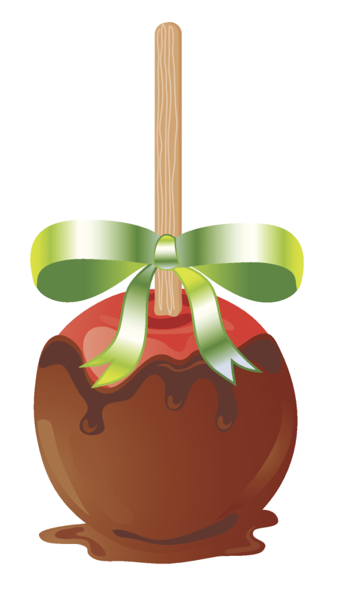 Apple tasting clipart graphic royalty free Apples dipped in honey clipart collection graphic royalty free