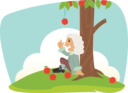 Apple dropping clipart clip library download Newton apple dropping clipart - Clip Art Library clip library download