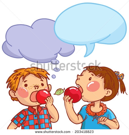 Apple eating apple clipart vector library Girl eating apple clipart - ClipartFox vector library