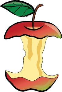 Apple eating apple clipart clipart free Eat apple clipart - ClipartFest clipart free
