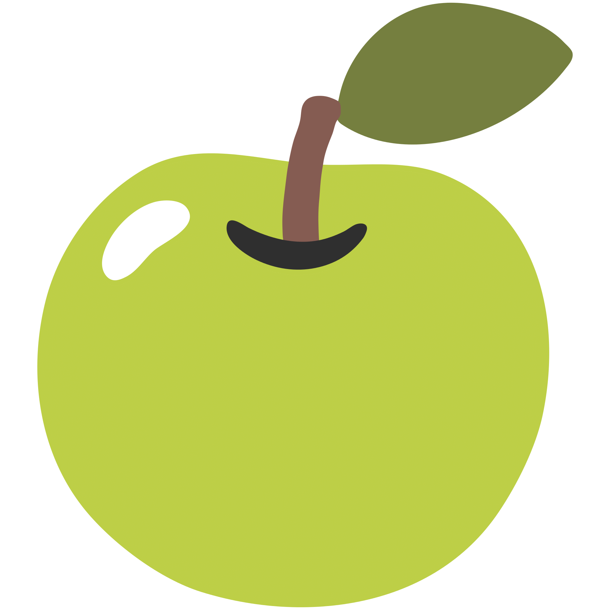 Apple emojis clipart vector free stock Emoji Apple transparent PNG - StickPNG vector free stock
