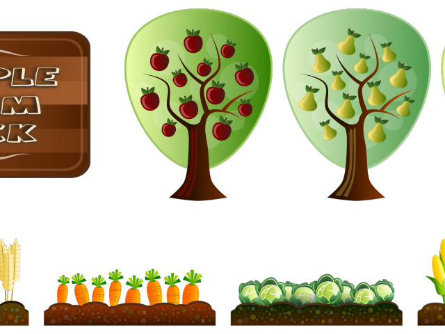 Apple farm clipart jpg download Picture Of The Body Parts Free Download Clip Art - carwad.net jpg download