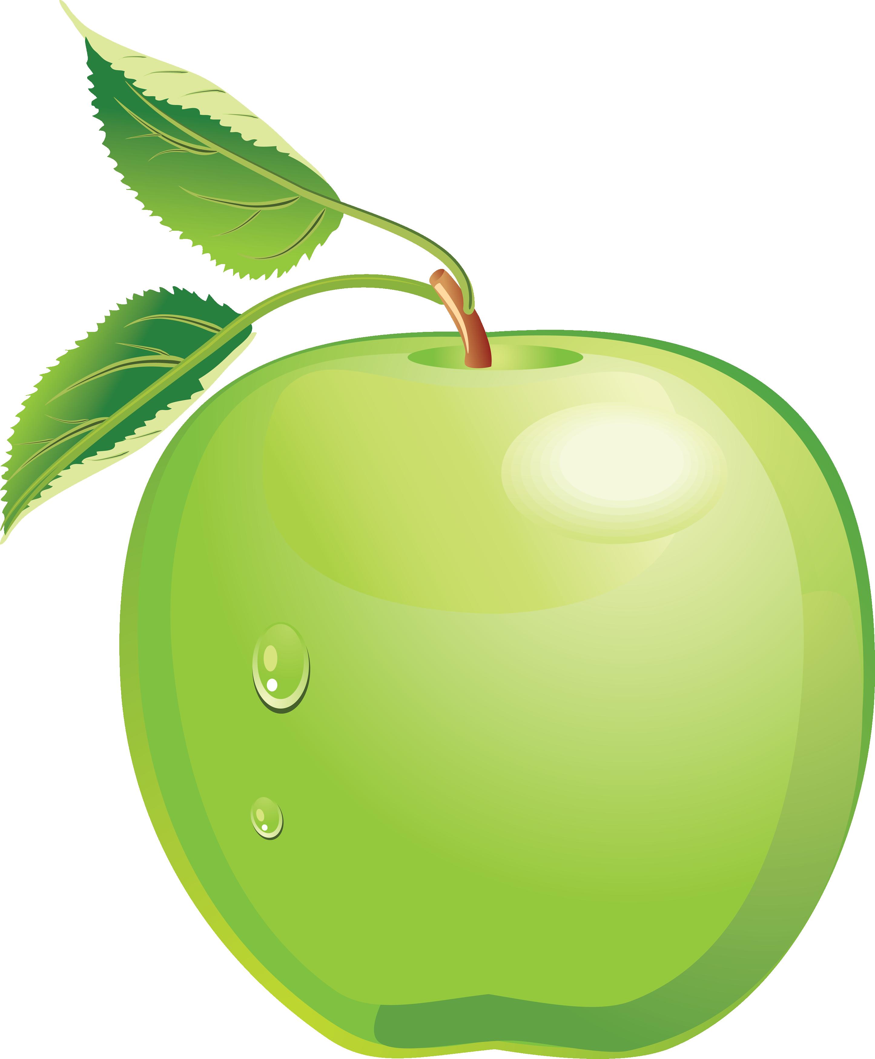 Apple flat clipart clip art download Green Apple Clipart - Free Clip Art - Clipart Bay - Hanslodge Cliparts clip art download