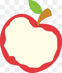 Apple frame clipart clip royalty free download Apple border apple vectors psd and icons for free download tree ... clip royalty free download