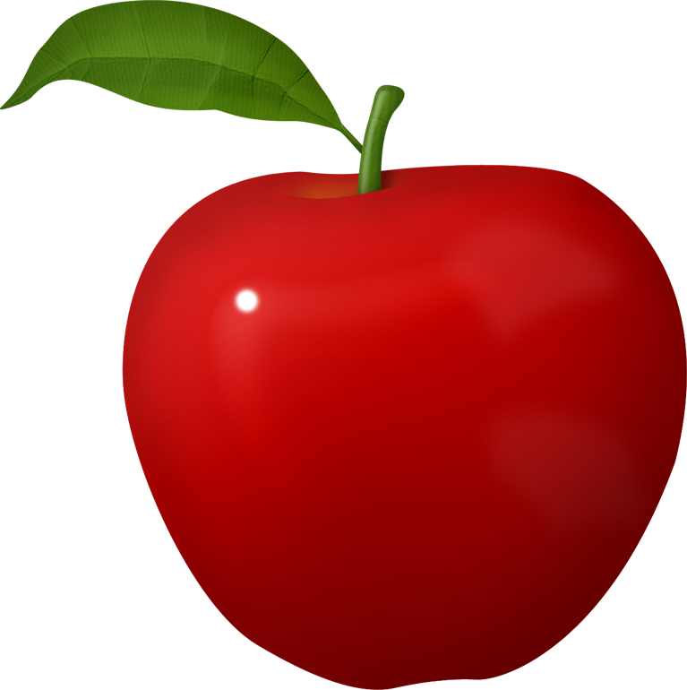 Apple fruit clipart svg transparent library Dg_Apple1.png | Pinterest | Clip art and Food clipart svg transparent library