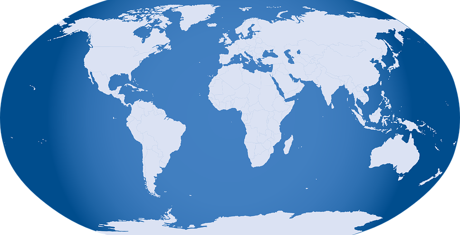 Apple globe world map clipart banner royalty free stock Globo, Mundo, Mapa, Terra | Pin2 | Pinterest | Globe banner royalty free stock