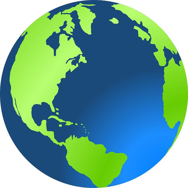 Apple globe world map clipart png freeuse download 7 Continents Clipart at GetDrawings.com | Free for personal use 7 ... png freeuse download
