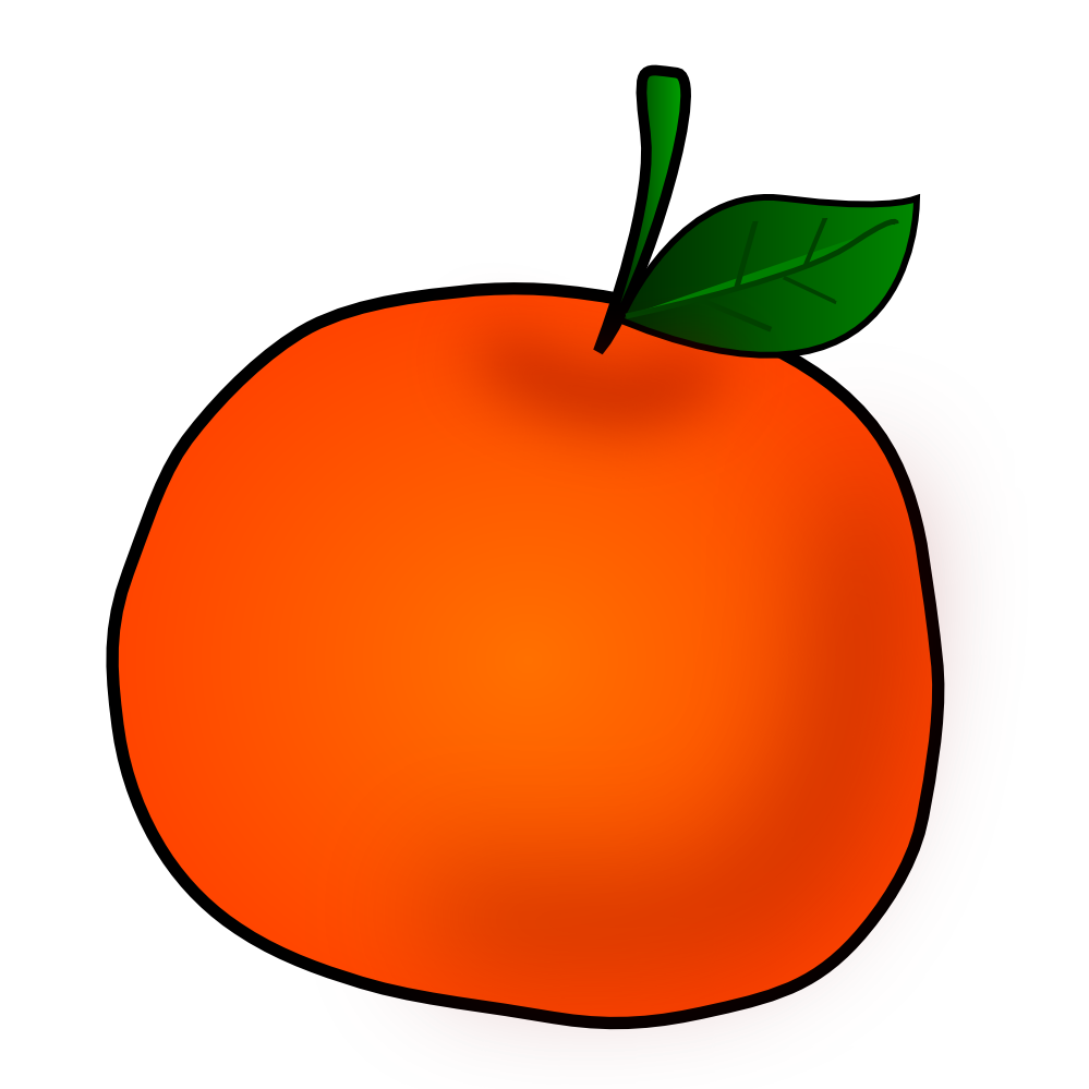 Royalty free apple clipart clipart royalty free library Orange Clip Art Free | Clipart Panda - Free Clipart Images clipart royalty free library