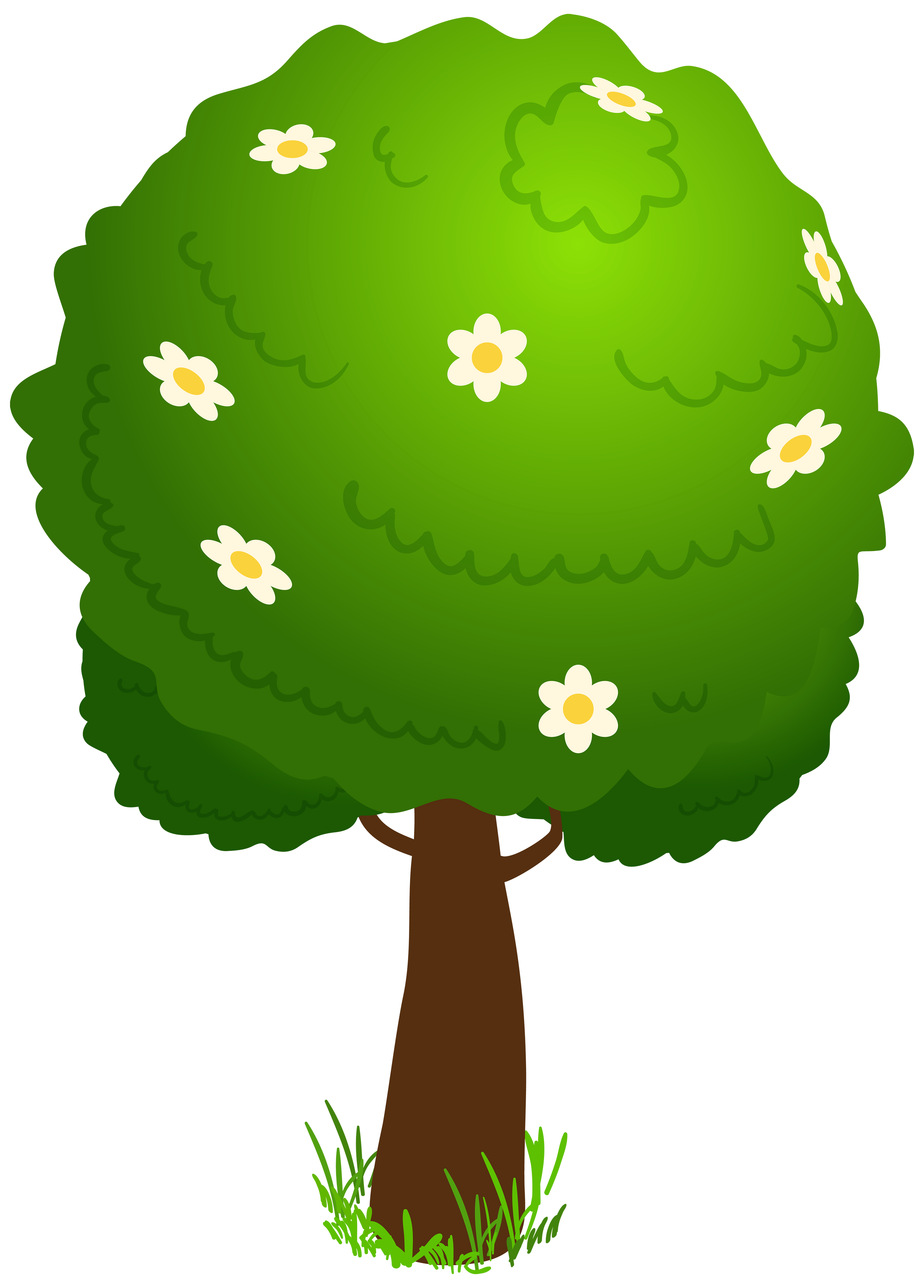 Apple hanging from a tree clipart vector royalty free stock Deco Tree PNG Clipart - Best WEB Clipart vector royalty free stock