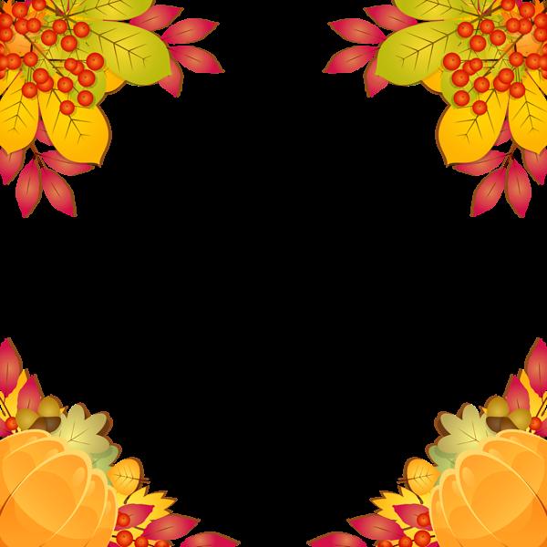 Apple harvest divider clipart vector stock Fall Frame Border PNG Clipart Image | Otoño | Pinterest | Clipart ... vector stock