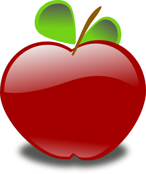 Apple heart clipart png royalty free Apple Clipart | i2Clipart - Royalty Free Public Domain Clipart png royalty free