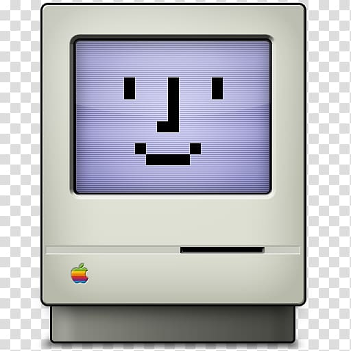Apple ii clipart jpg royalty free download White Apple monitor, Macintosh operating systems Apple II Computer ... jpg royalty free download