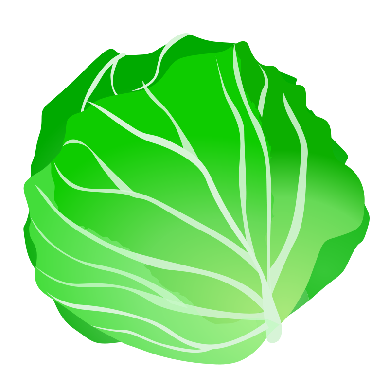 Apple in the trash clipart clip art cabbage Clipart | Recipes Vegetables Fruit Cherries Lemons Pears ... clip art